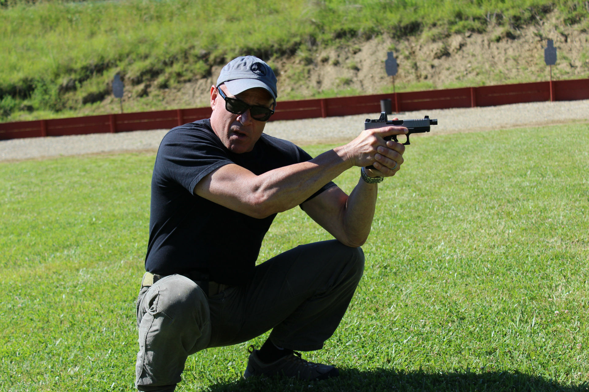 RED DOT PISTOLS TRAINING AND EQUIPMENT UPDATE - JULY 2017 - header image