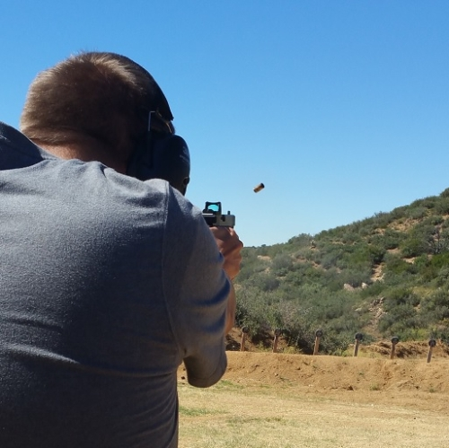 Dry Fire Practice for Long Distance Shooting - header image